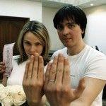 Свадьба Куликовой и Матросова