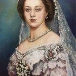 Законодательница традиционного свадебного наряда