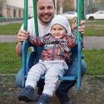 Сын Сумишевского и Натальи Бородкиной