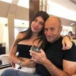 Александра Крутая с отцом