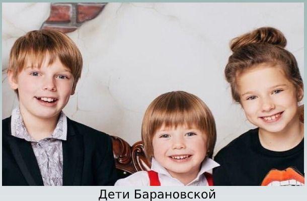 дети Аршавина