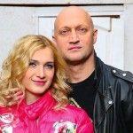 Гоша Куценко с дочкой