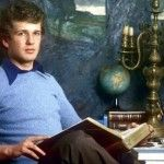 Игорь Костолевский в молодости