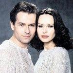 Игорь Ливанов и Ирина Бахтура