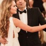 Маликов танцует с дочерью