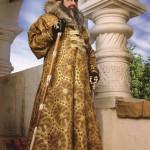 Одежда Ивана Грозного