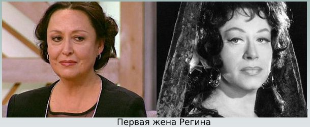 первая жена Ильи Резника