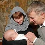 С малышом Ильей