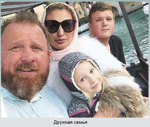 Семейство Ивлевых