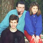 Александр Ширвиндт и дети