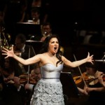 Знаменитая оперная певица