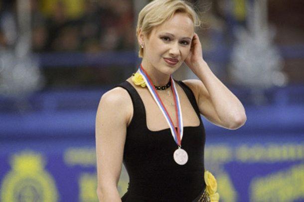 фигуристка Мария Бутырская