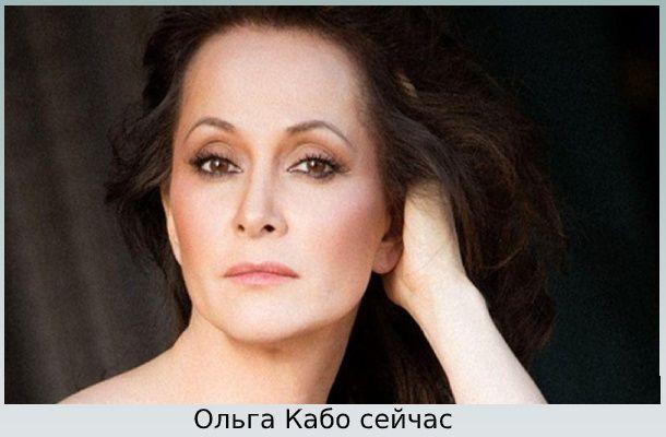 Ольга Кабо сейчас