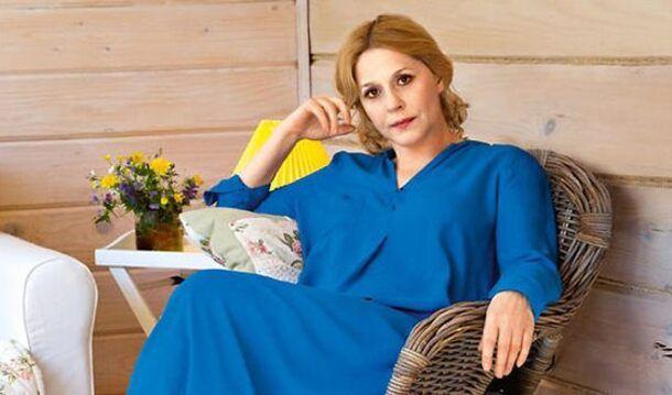 Актриса Каменкова