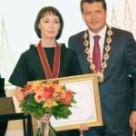 С мэром Казани Ильсуром Метшиным