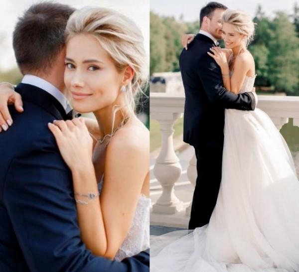 Свадебные снимки с Александром
