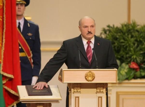 Инаугурация президента Беларуси Александра Лукашенко
