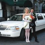 Свадебный снимок