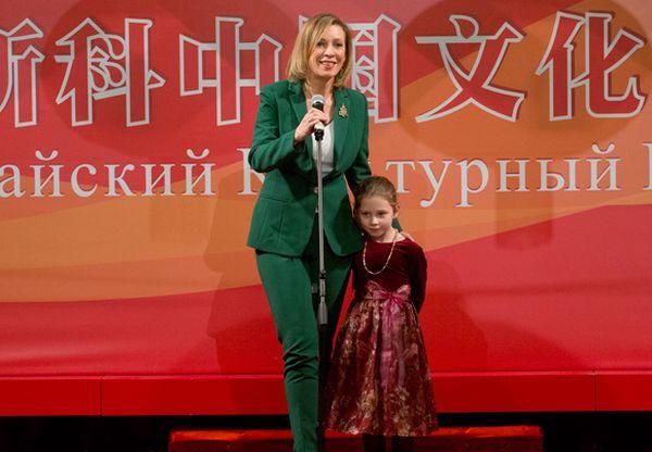 С дочкой Марьяной