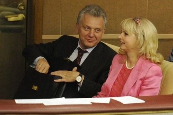 С Виктором Христенко