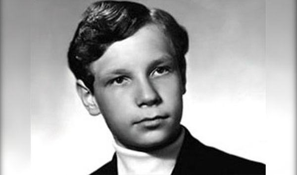 Борис в юности