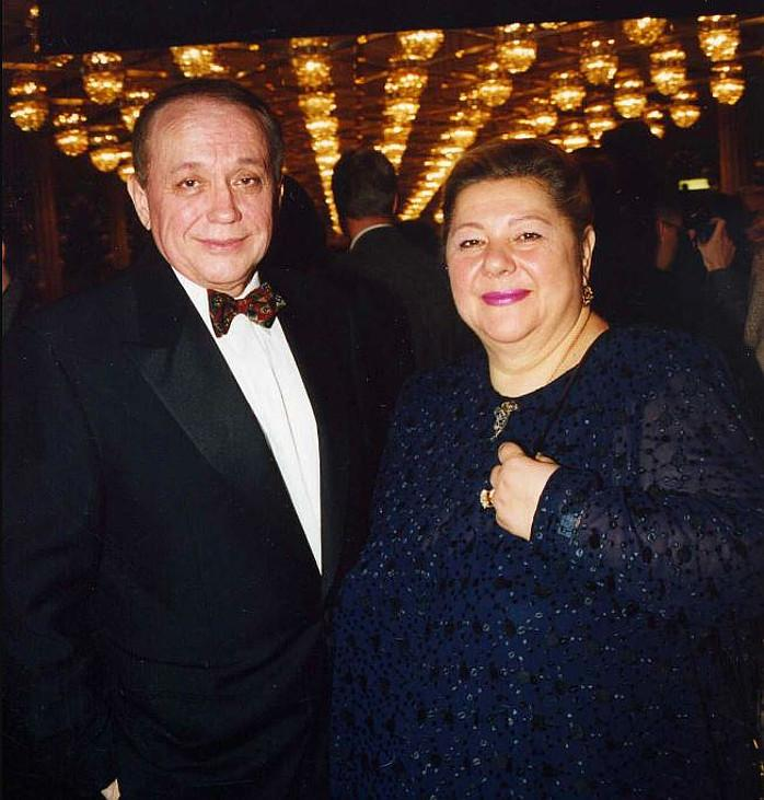 Кто жена Александра Маслякова-старшего