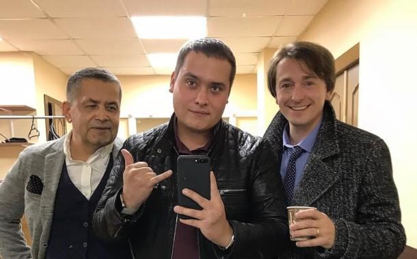 Младший сын Николая Расторгуева