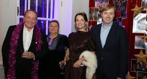 Семья Александра Маслякова