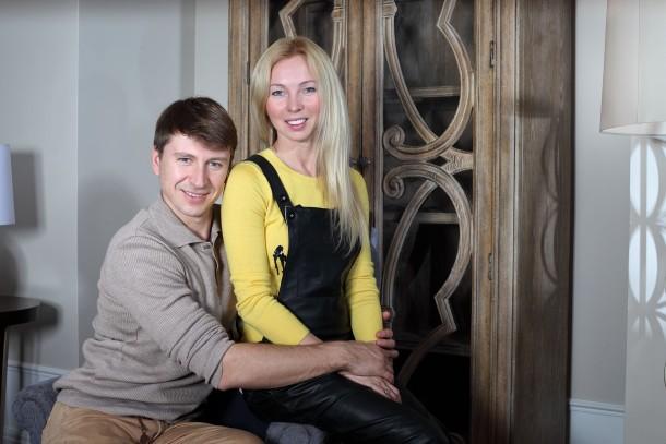 Как выглядит жена Алексея Ягудина