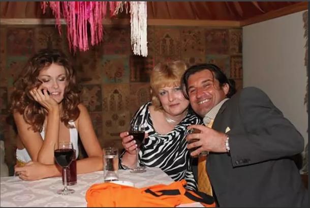 Как выглядит гражданская жена Отара Кушанашвили
