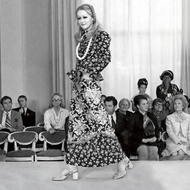 Татьяна Соловьева в молодости