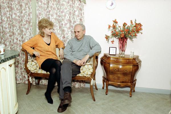 Кто муж телеведущей Регины Дубовицкой