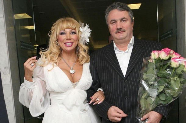 Как выглядит муж Марии Распутиной