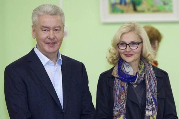 Как выглядит бывшая жена Сергея Собянина