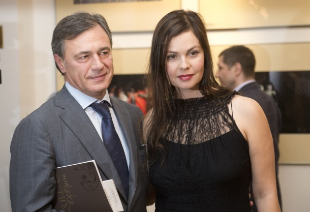 Кто муж телеведущей Екатерины Андреевой
