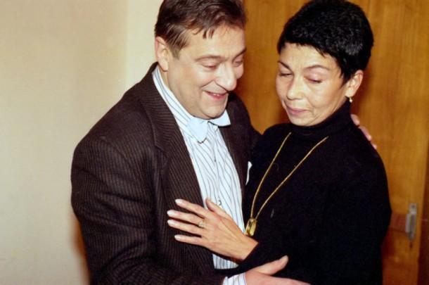 Как выглядит жена Геннадия Хазанова