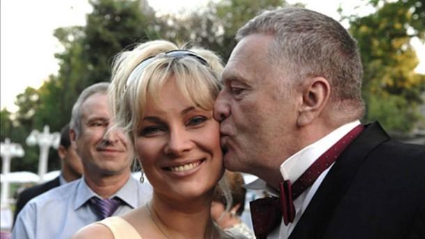 Кто жена Владимира Жириновского
