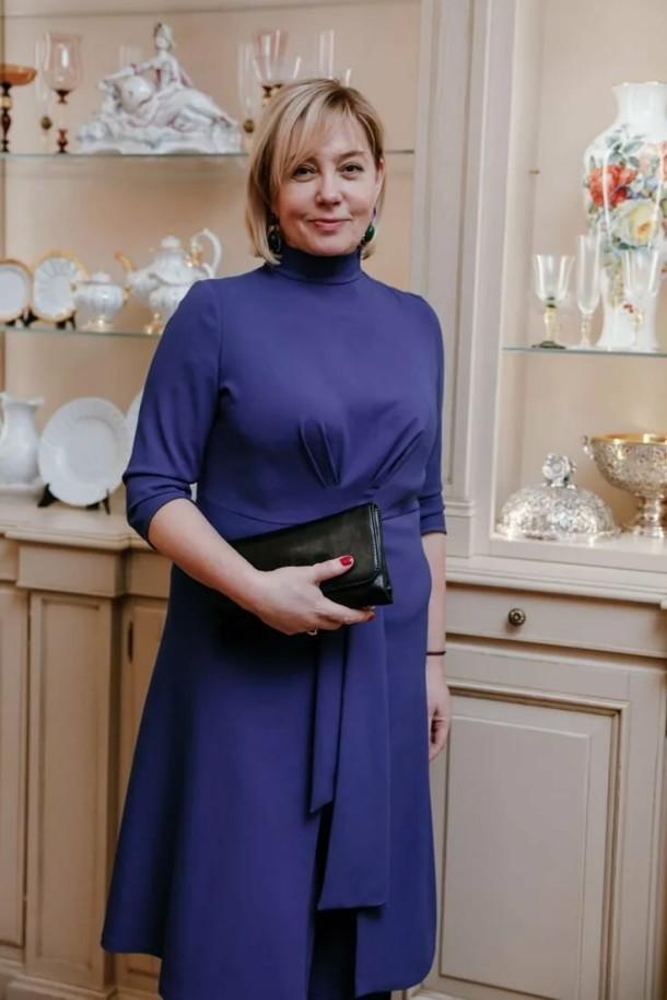 Кто муж ведущей Арины Шараповой