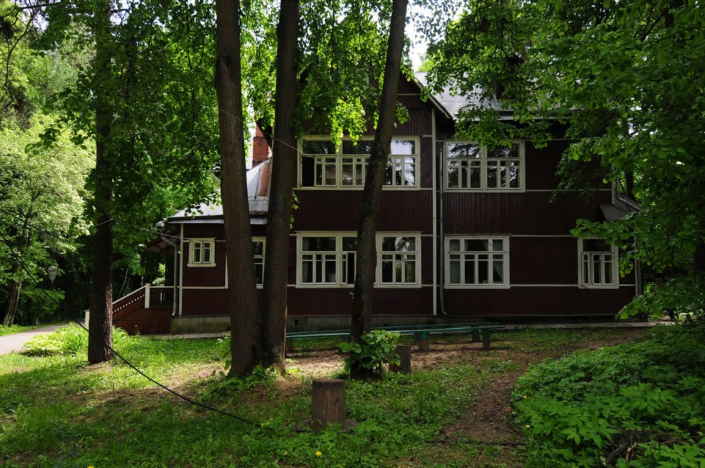Трехэтажный особняк Юрия Антонова: скромная роскошь певца и композитора