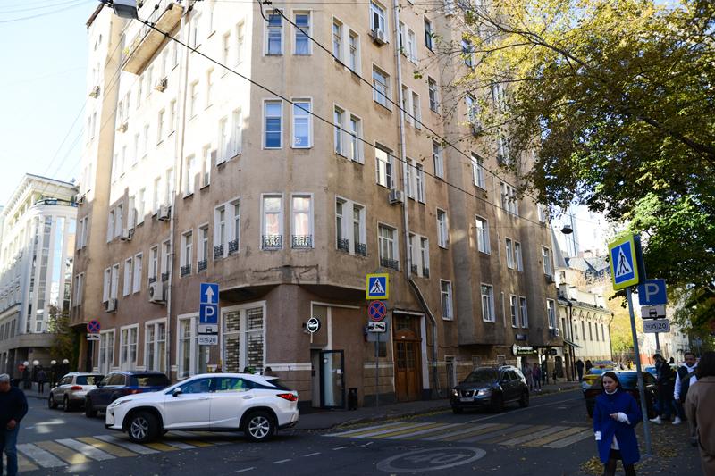 Историческая квартира Татьяны Догилевой