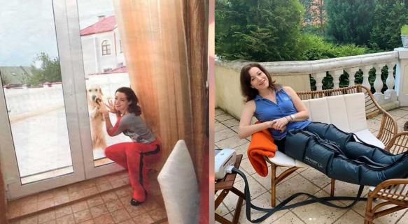 Роскошный особняк Алены Хмельницкой в Шульгино