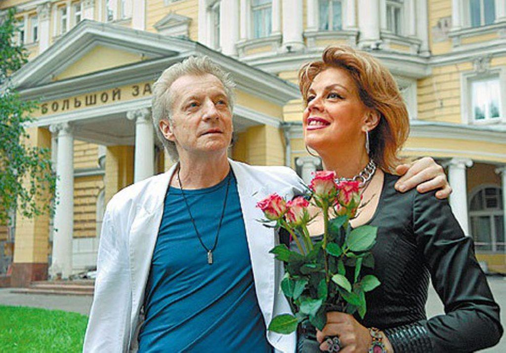 Муж Любови Казарновской: кто он