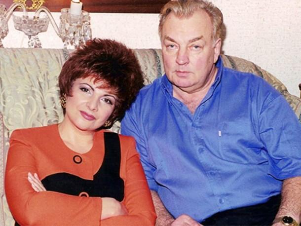 Кто жена актера Михаила Державина