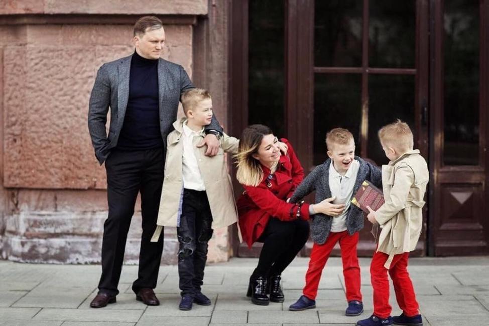 Кто муж Елены Блиновской