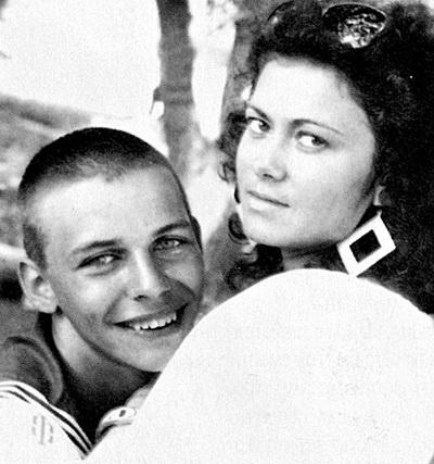 Кто жена Ильи Лагутенко