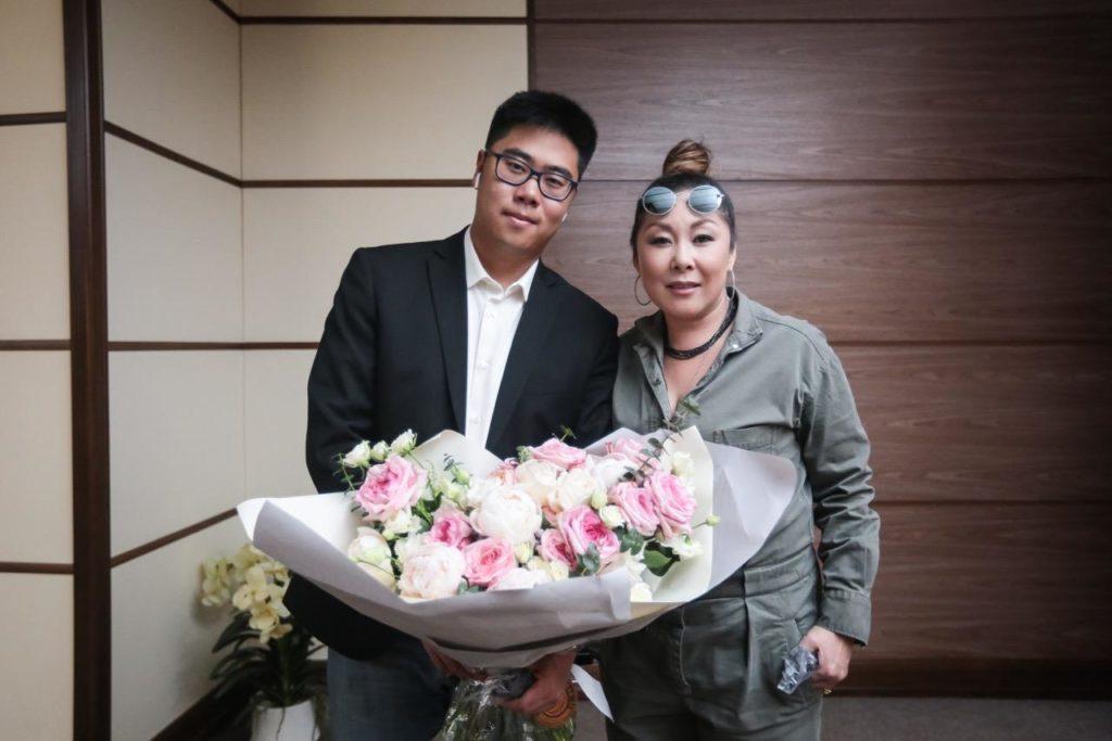 Кто муж певицы Аниты Цой
