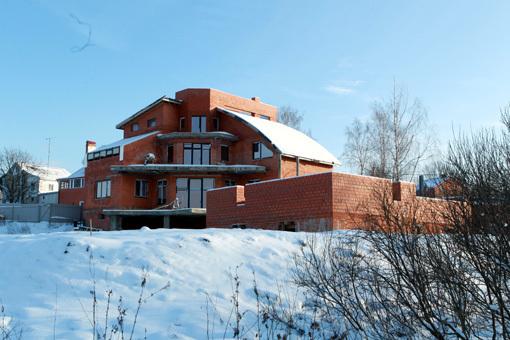 Дом певицы Елки в Сергиевом Посаде
