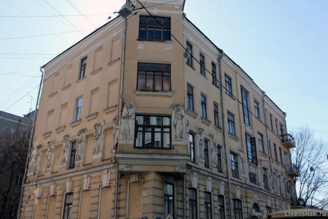 Загородный дом Михаила Ефремова