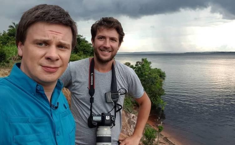Где живет украинский телеведущий Дмитрий Комаров