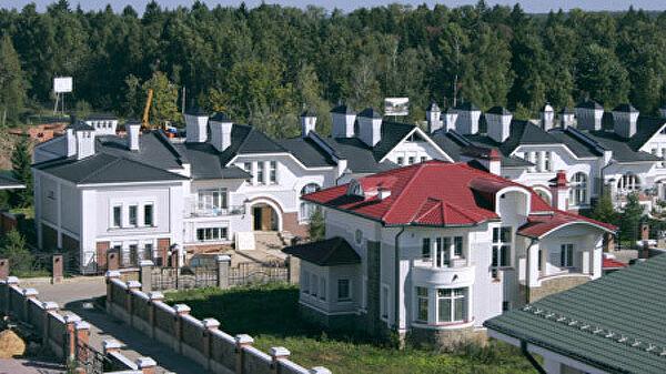 Где живет Павел Воля: дом артиста на Рублевке